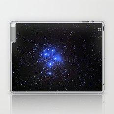 the Pleiades or Seven Sisters in Taurus Laptop & iPad Skin