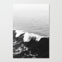 OCEAN WAVES Canvas Print