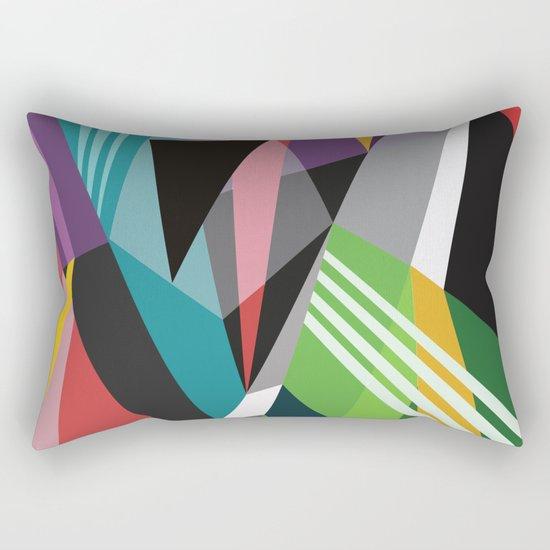 Amazing Runner No. 1 Rectangular Pillow