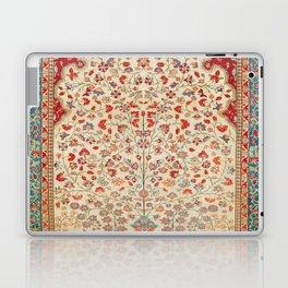Kashan Central Persian Rug Print Laptop & iPad Skin