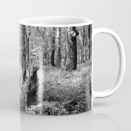 What Falls in the Forest Coffee Mug