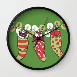 Jingle Meow Wall Clock
