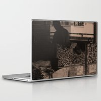 food Laptop & iPad Skins featuring FooD by Christophe Chiozzi