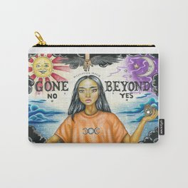 Gone Beyond Carry-All Pouch