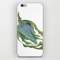let it go iPhone & iPod Skins featuring Let Go by Rhea Ewing