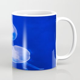 Moon Jelly Fish Coffee Mug