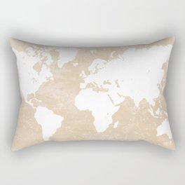 On My List Rectangular Pillow