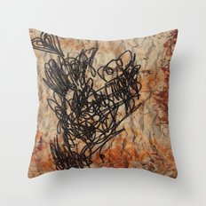 The lyrics of my soul Throw Pillow
