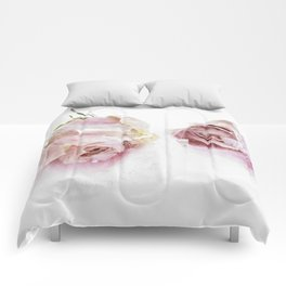 The Edges of Feeling Comforters
