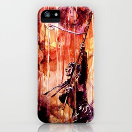 TELSE VAN KAMPEN iPhone Case
