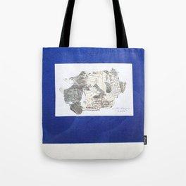 des Königs Blau Tote Bag