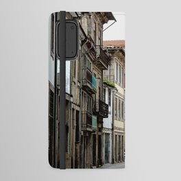 Oporto Back Streets Android Wallet Case