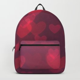 Neon Valentine Backpack
