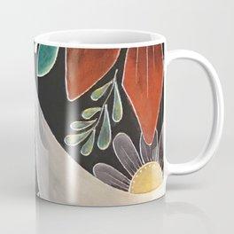 Deep Bloom Coffee Mug