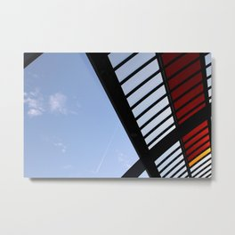 centraal station Metal Print