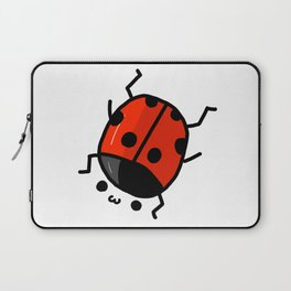 Ladybug Bby | Veronica Nagorny Laptop Sleeve