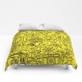 Pictogrammaton: 100 days 100 pictograms Comforters