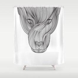Boycott Shower Curtain