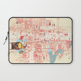 Stranger Laptop Sleeve