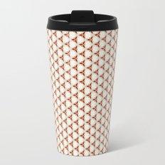 Three red pattern Travel Mug