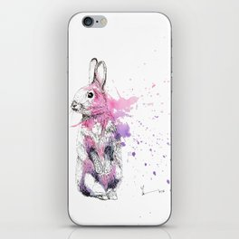 Bunny I iPhone Skin
