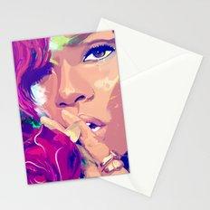 Rihanna Stationery Cards