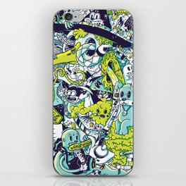 Voodoo iPhone Skin