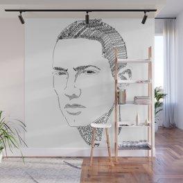 em' Wall Mural