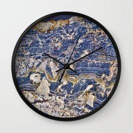 Granite Pattern 44 Wall Clock