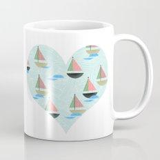 Come Sail Away Mug