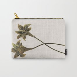 Indian Lily Daffodil Carry-All Pouch