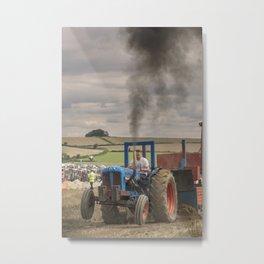 Fordson Power Metal Print