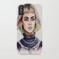 marc iPhone & iPod Cases featuring Cara/Marc Jacobs 2014 by fridayshooow