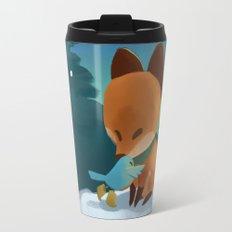 Fox & Boots - Winter Hug Travel Mug