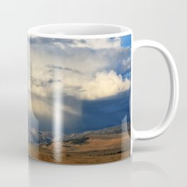 Distant Summer Rainstorm Coffee Mug
