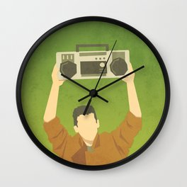 In Your Eyes (Say Anything) Wall Clock