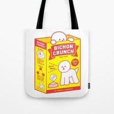 BICHON CRUNCH Tote Bag