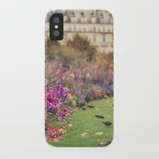 little birds iPhone X Slim Case
