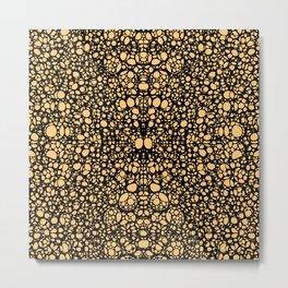 Pattern 29 - Intricate Exquisite Pattern Art Prints Metal Print