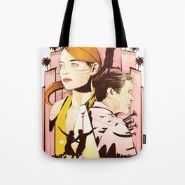 La La Nights Tote Bag