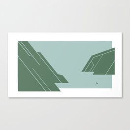 Milford Sound, New Zealand Canvas Print
