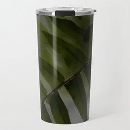 Upside down leaves Travel Mug