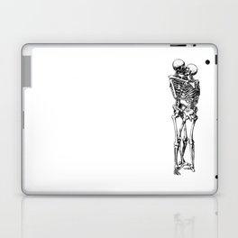 Kissing Skeleton Laptop & iPad Skin