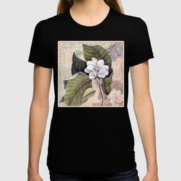 Vintage White Magnolia T-shirt