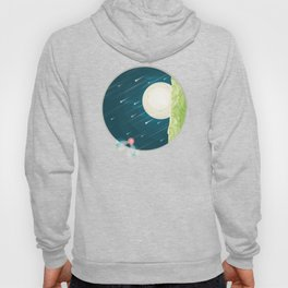 Where nature ends Hoody