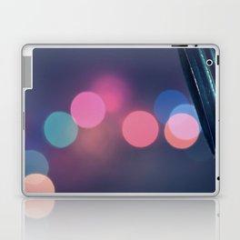 Bokeh Lighting Effects II Laptop & iPad Skin