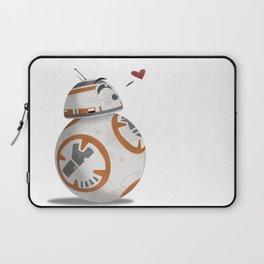 Droid Kisses Laptop Sleeve