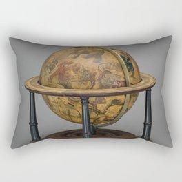 Historical Celestial Globe Photograph (1621) Rectangular Pillow