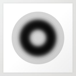 Sound of BIG BANG - Audiovisual Art Print