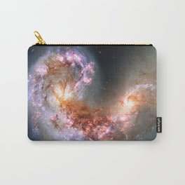 Antennae Galaxies Carry-All Pouch